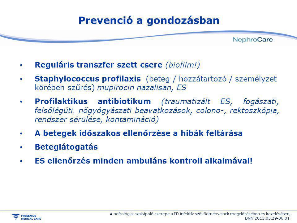 Prevenció a gondozásban