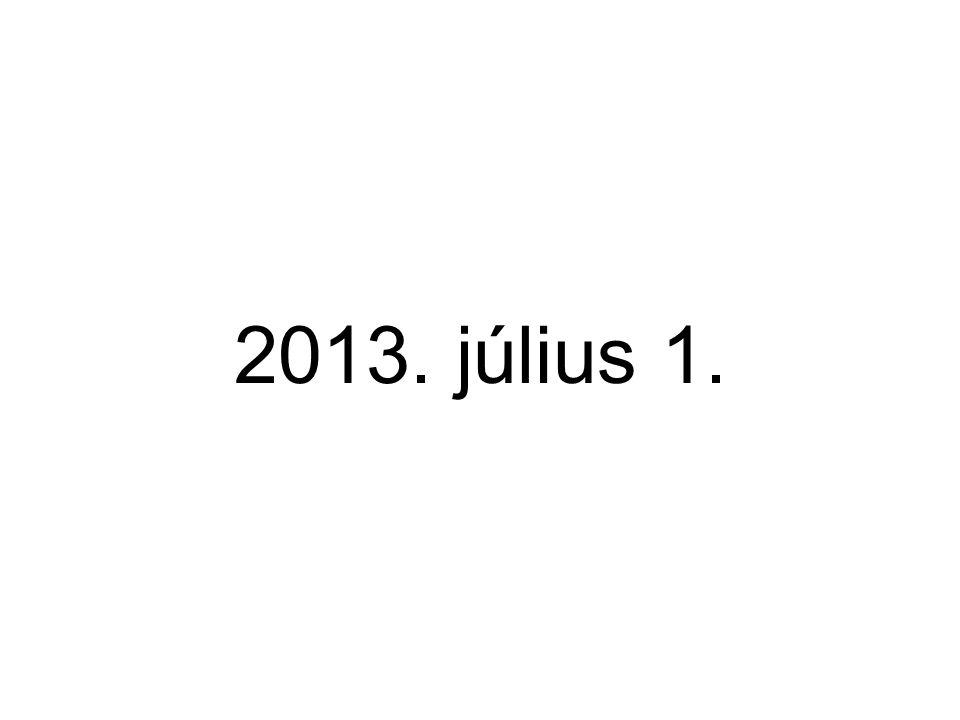 2013. július 1.