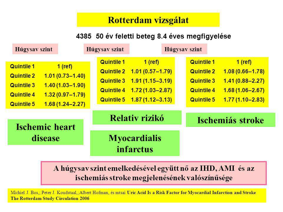 Ischemic heart disease Myocardialis infarctus