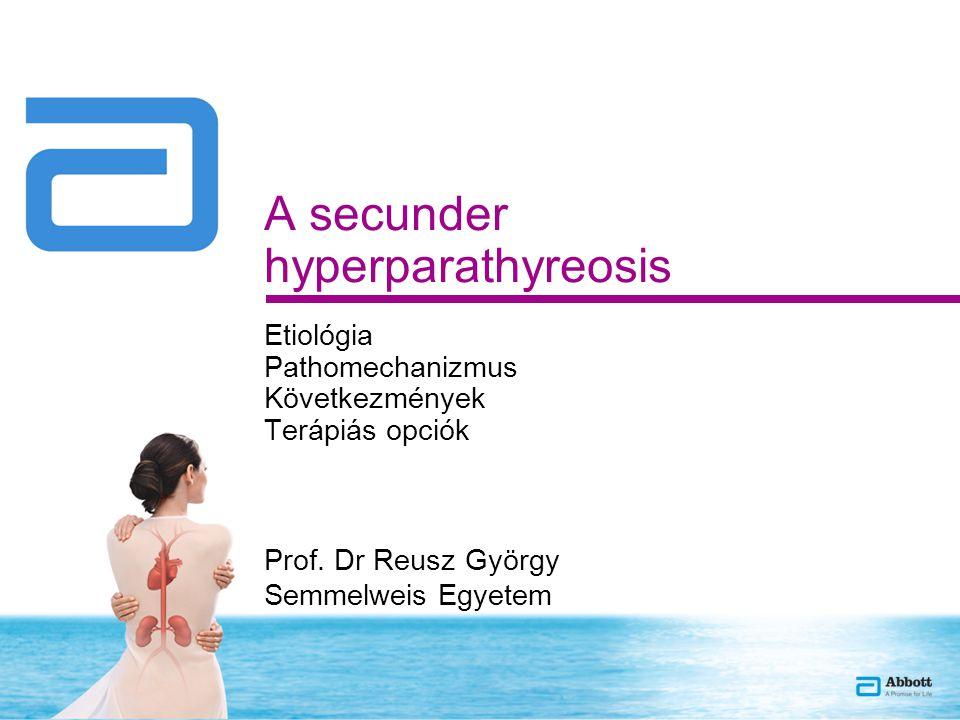A secunder hyperparathyreosis