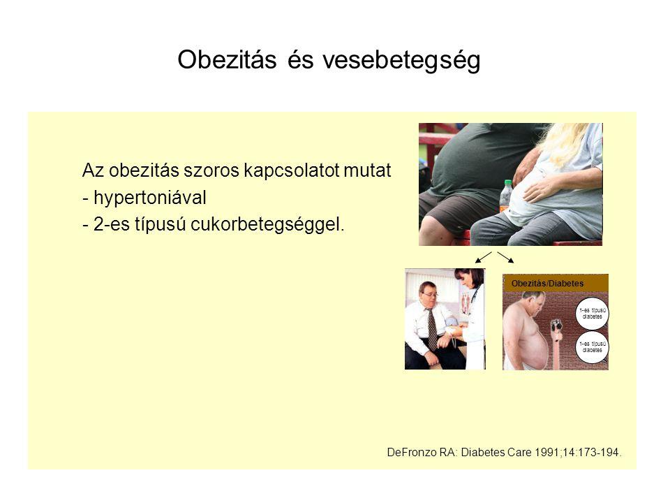 Obezitás és vesebetegség