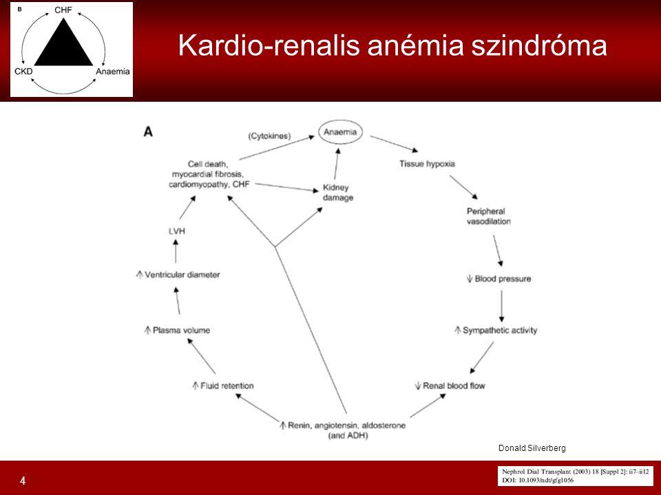 Kardio-renalis anémia szindróma