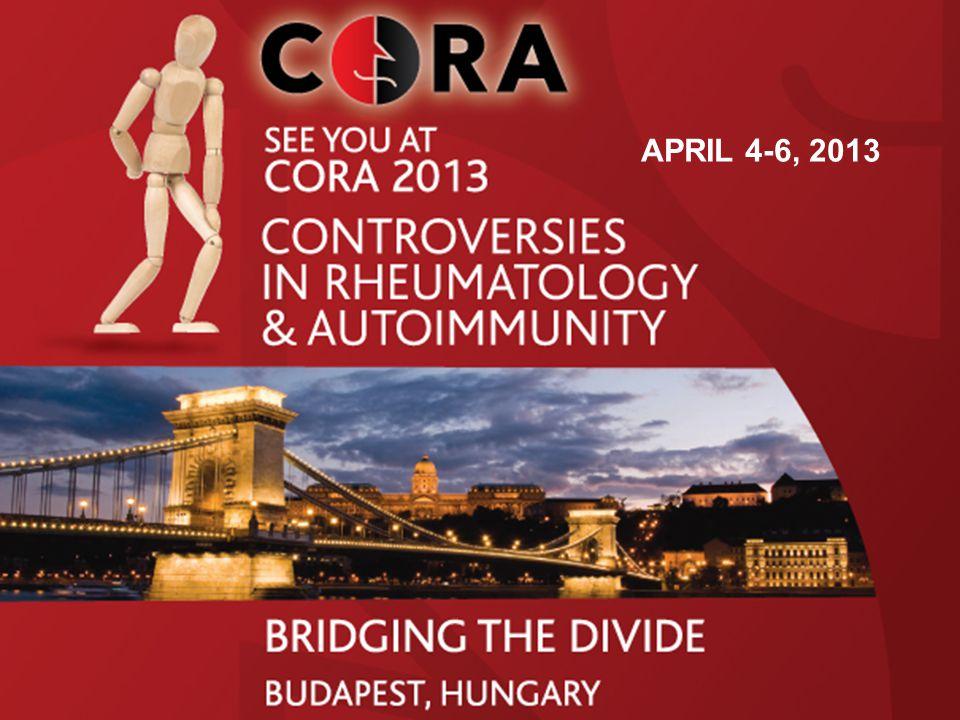 APRIL 4-6, 2013