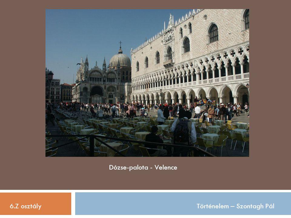Dózse-palota - Velence