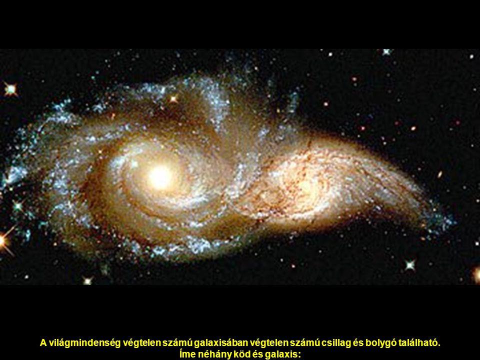 Íme néhány köd és galaxis:
