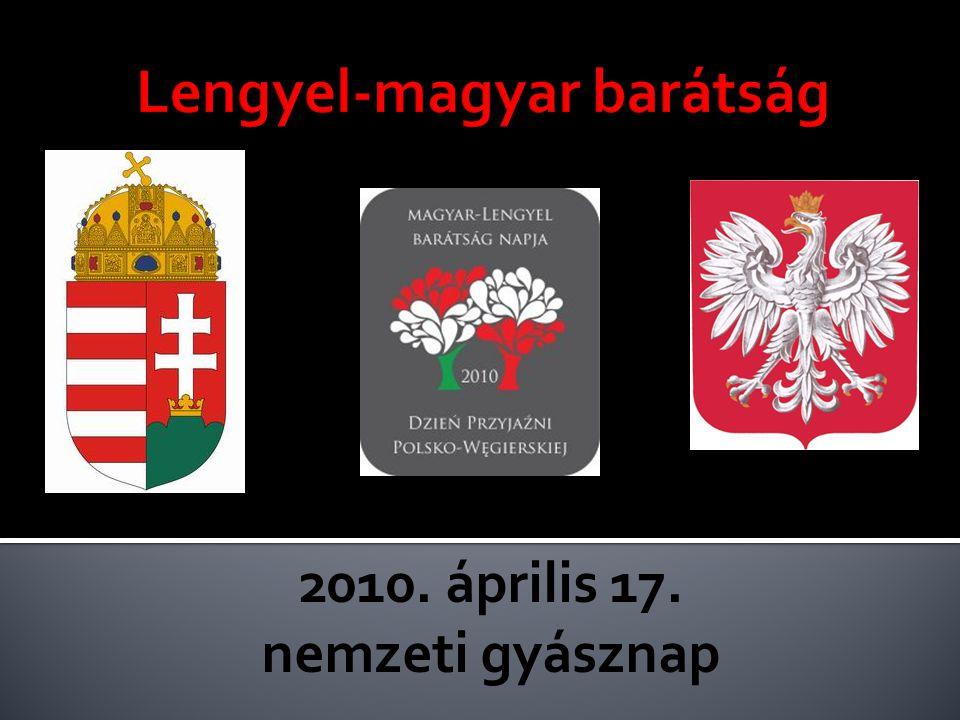 Lengyel-magyar barátság