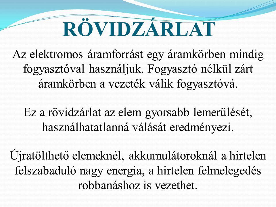 RÖVIDZÁRLAT