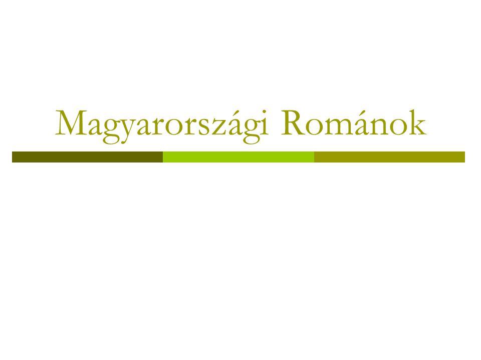 Magyarországi Románok