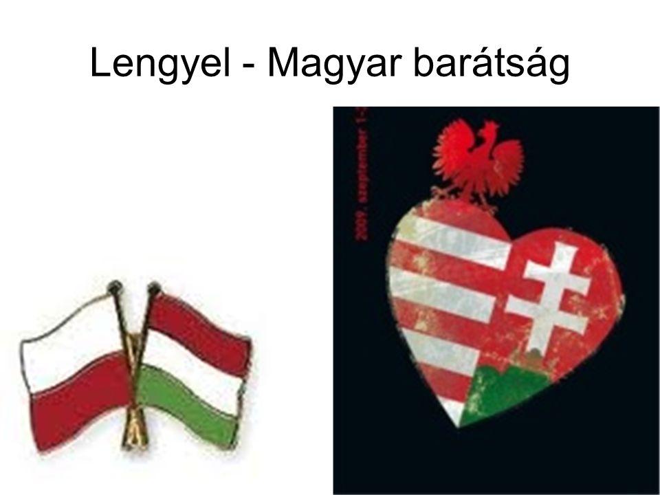 Lengyel - Magyar barátság