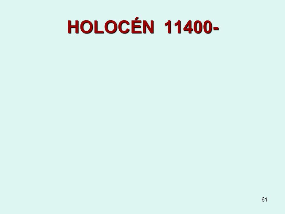 HOLOCÉN 11400-