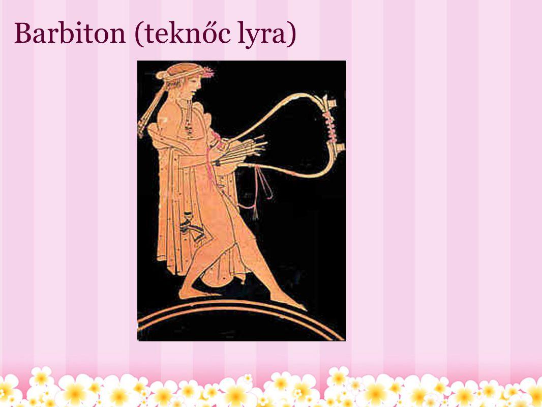 Barbiton (teknőc lyra)
