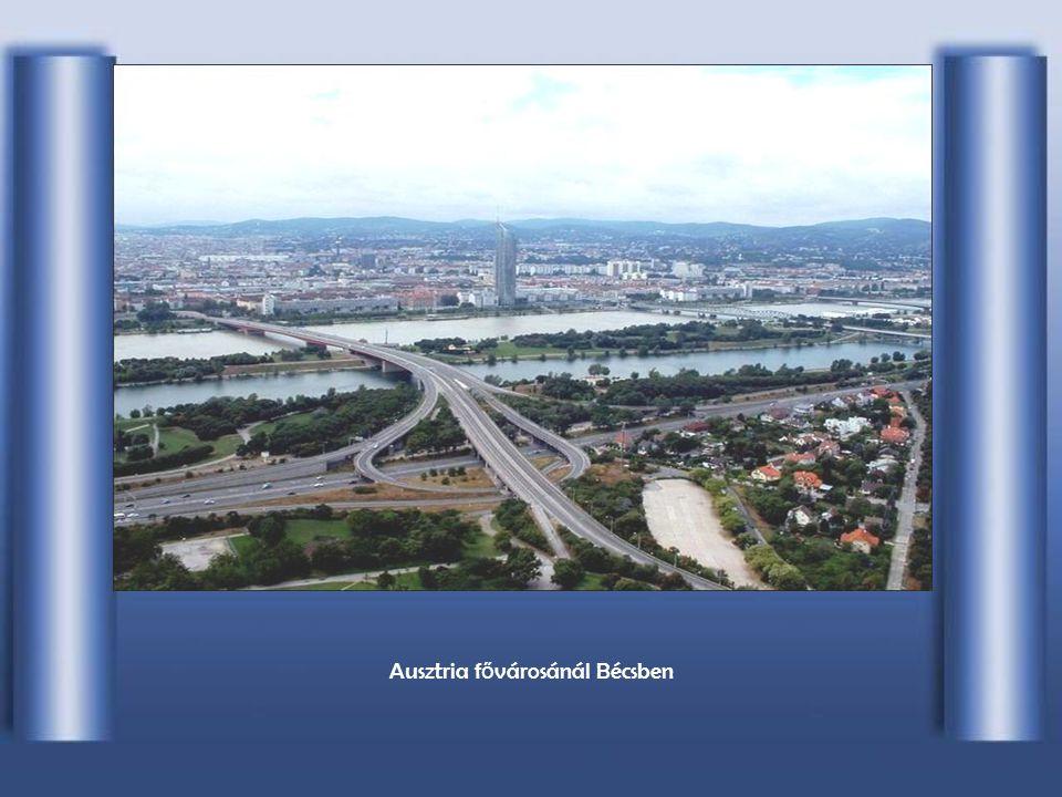 Ausztria fővárosánál Bécsben