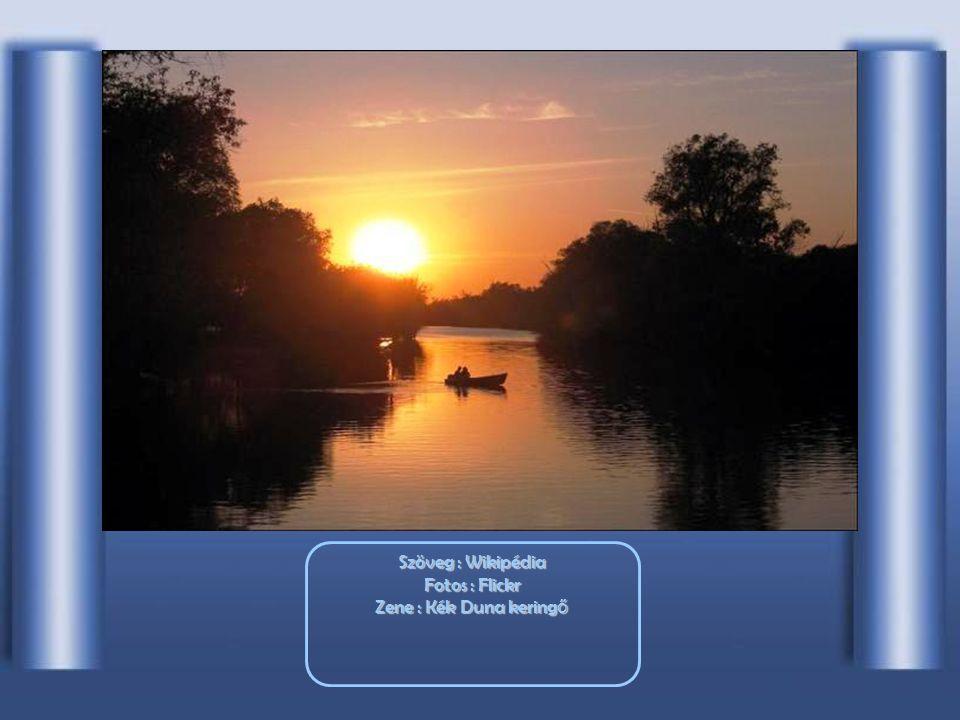 Szöveg : Wikipédia Fotos : Flickr Zene : Kék Duna keringő