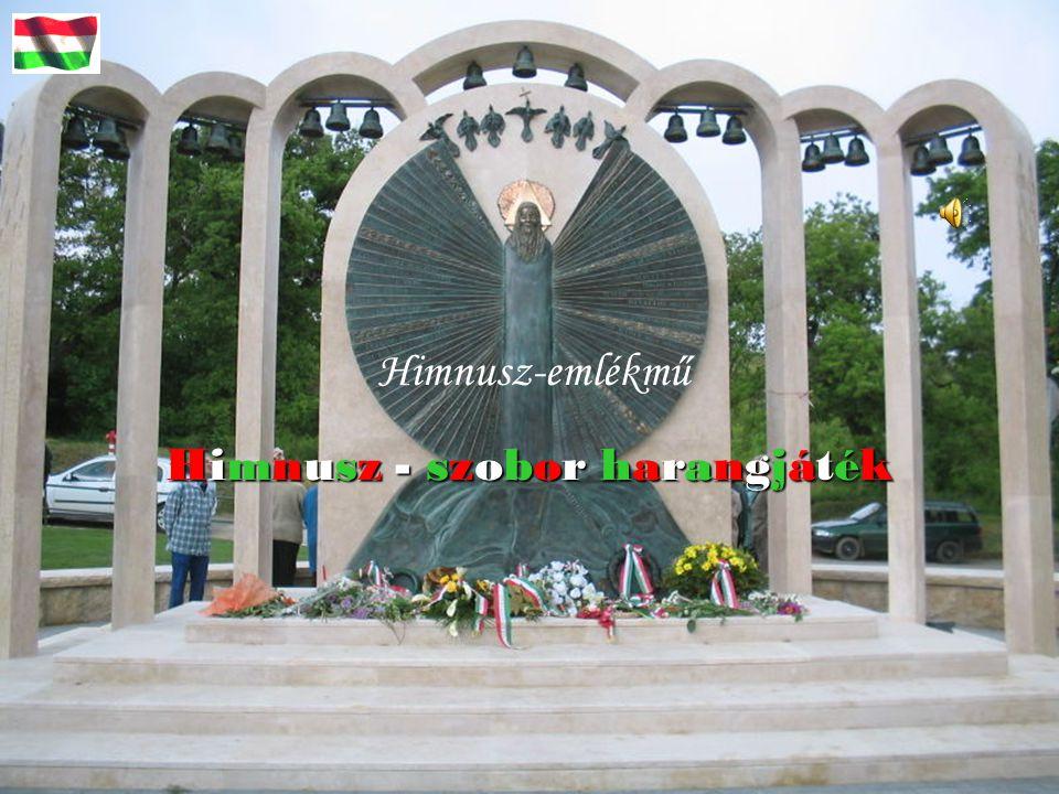 Himnusz - szobor harangjáték