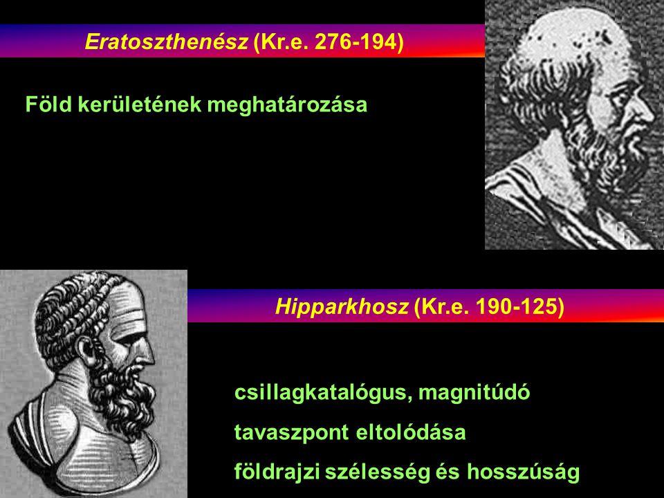 Eratoszthenész (Kr.e. 276-194)