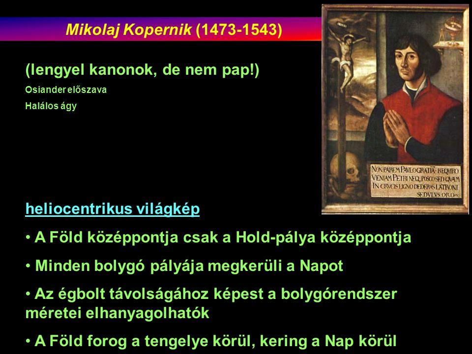 (lengyel kanonok, de nem pap!)