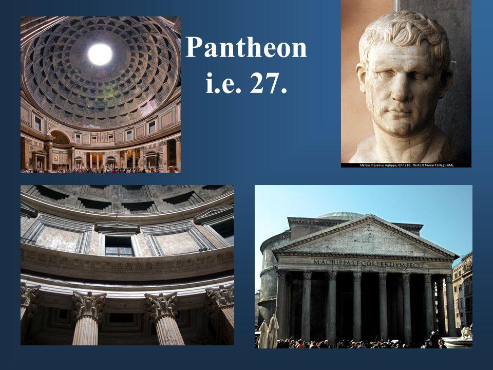 Pantheon i.e. 27.