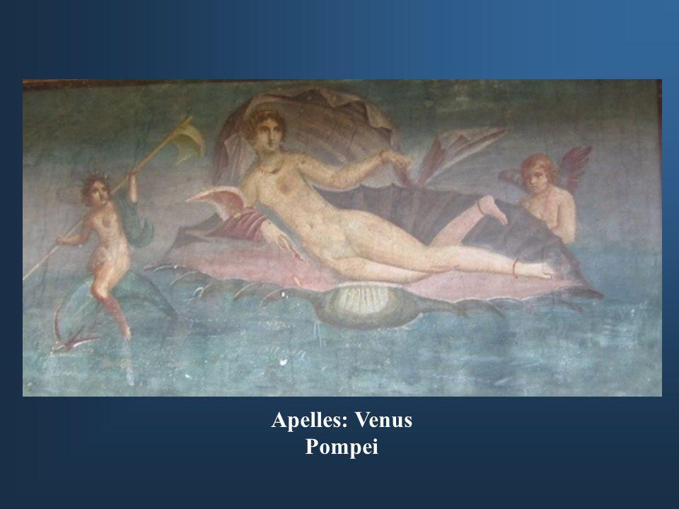 Apelles: Venus Pompei