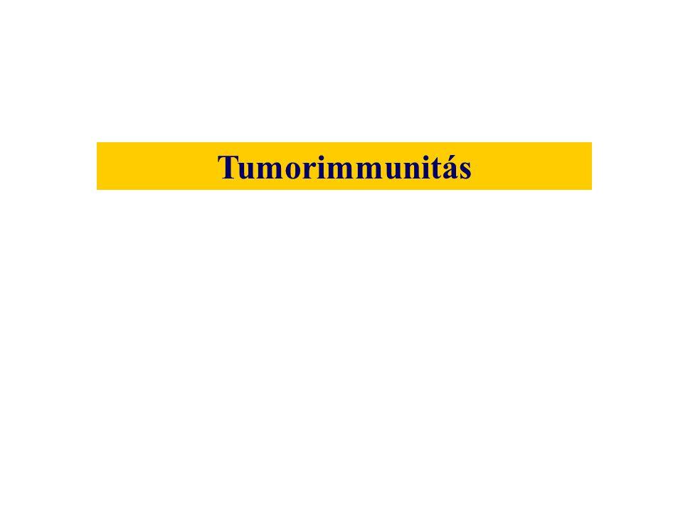 Tumorimmunitás