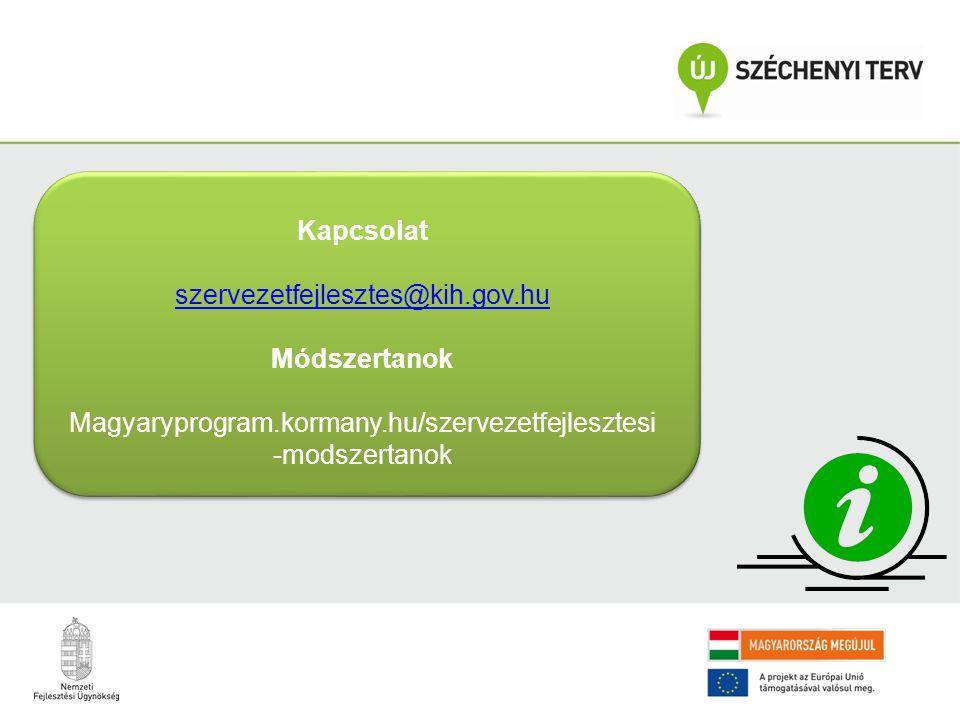 Magyaryprogram.kormany.hu/szervezetfejlesztesi-modszertanok