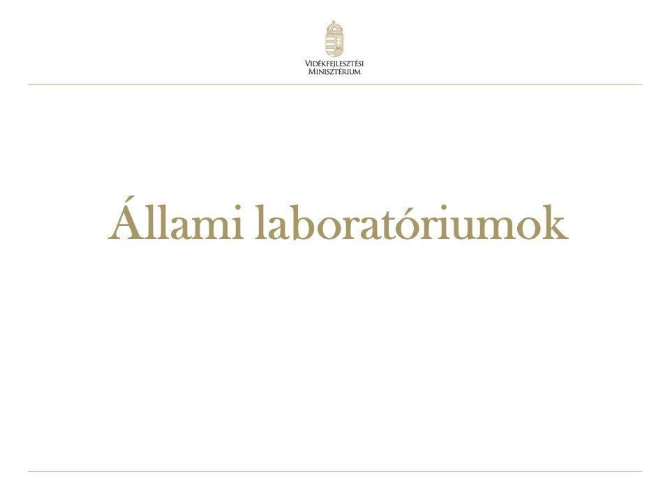 Állami laboratóriumok