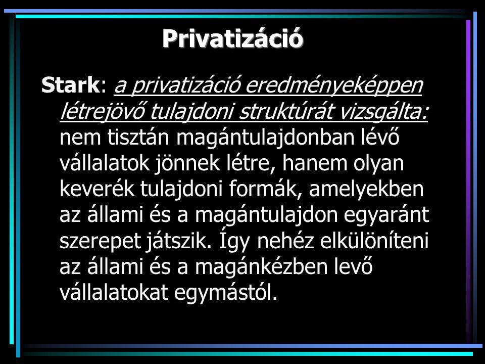 Privatizáció