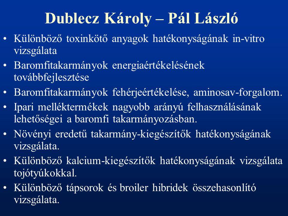 Dublecz Károly – Pál László