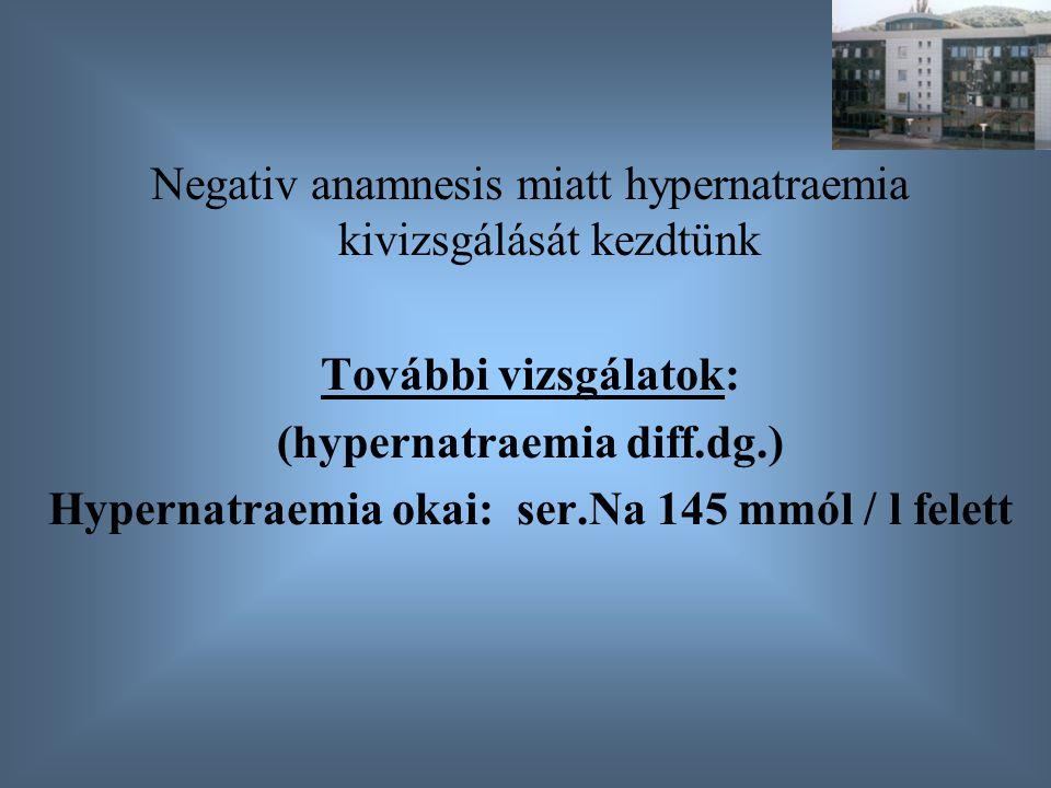 (hypernatraemia diff.dg.)