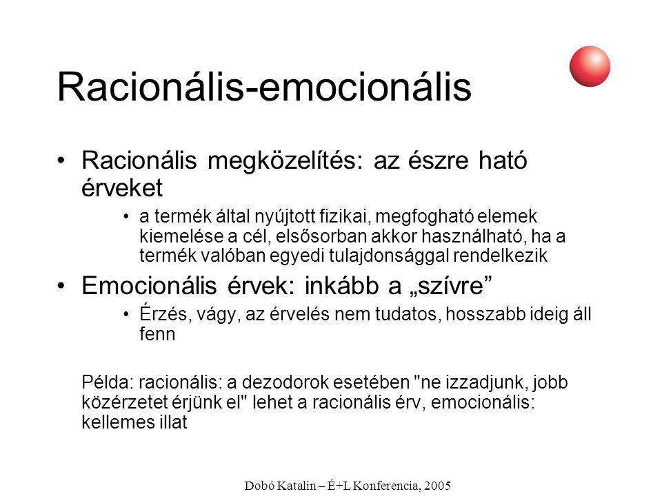 Racionális-emocionális