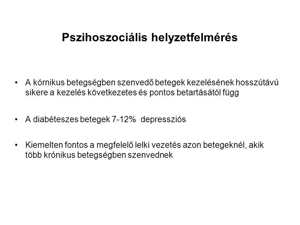 Pszihoszociális helyzetfelmérés
