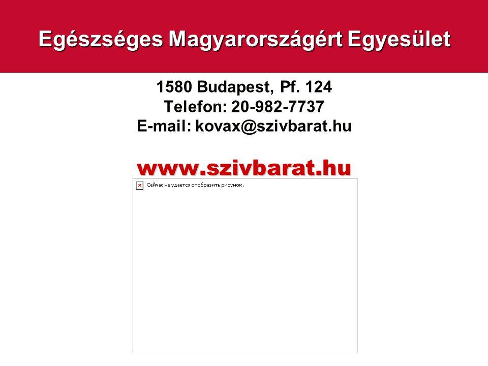 Egészséges Magyarországért Egyesület