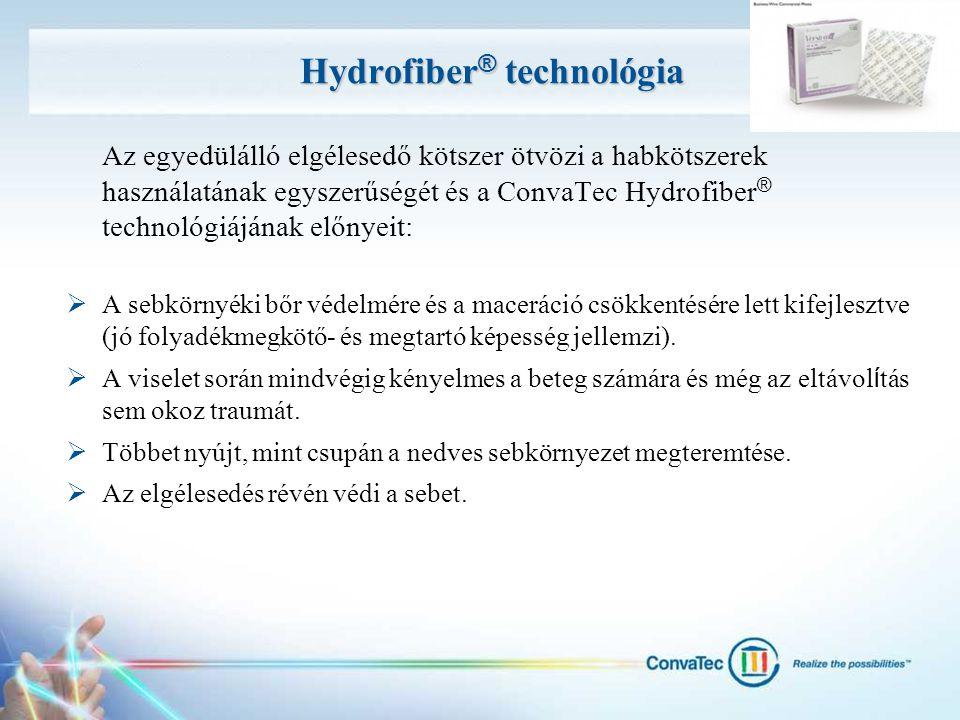 Hydrofiber® technológia