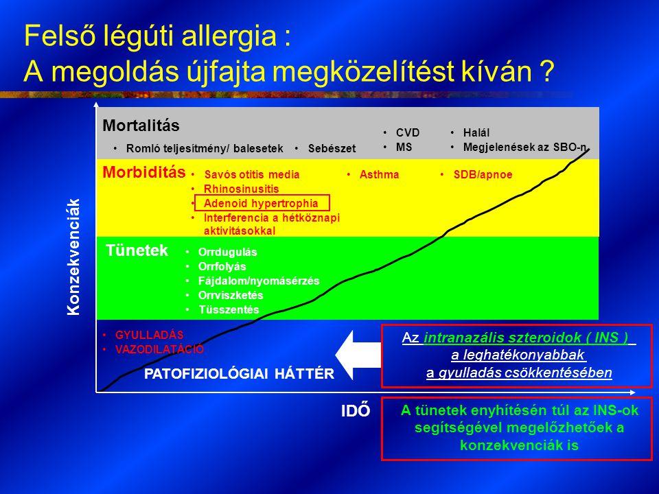 Felső légúti allergia : A megoldás újfajta megközelítést kíván