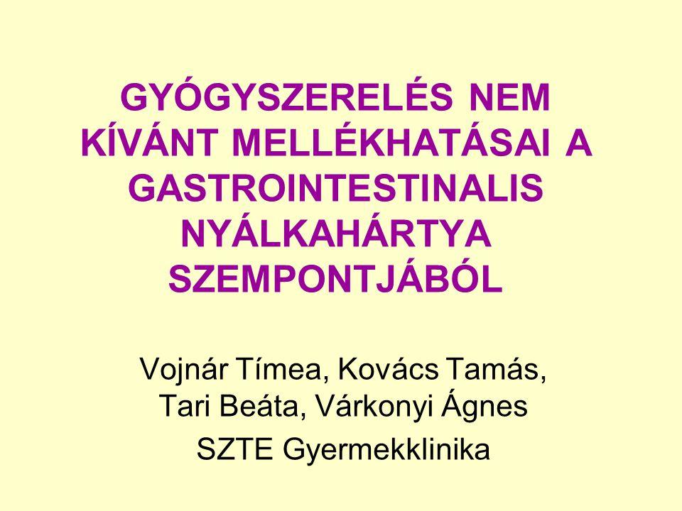 Vojnár Tímea, Kovács Tamás, Tari Beáta, Várkonyi Ágnes