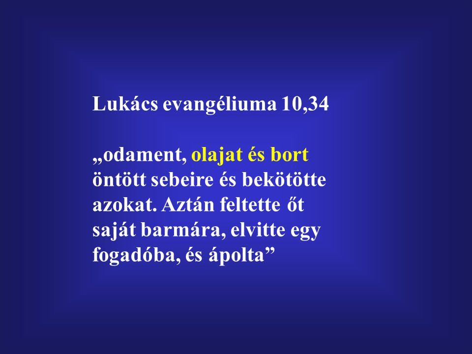 Lukács evangéliuma 10,34