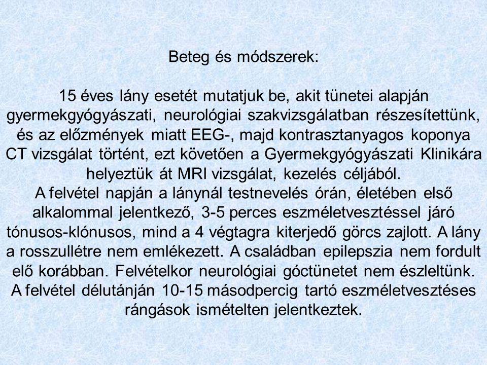 Beteg és módszerek: