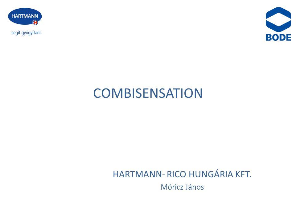 HARTMANN- RICO HUNGÁRIA KFT. Móricz János