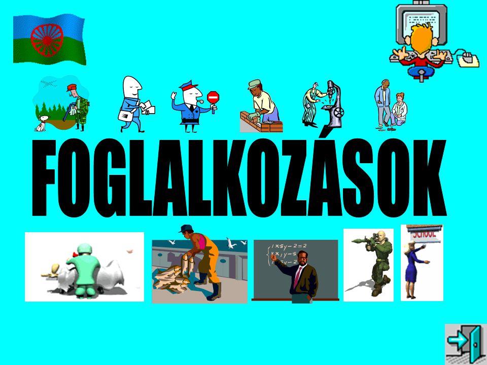 FOGLALKOZÁSOK
