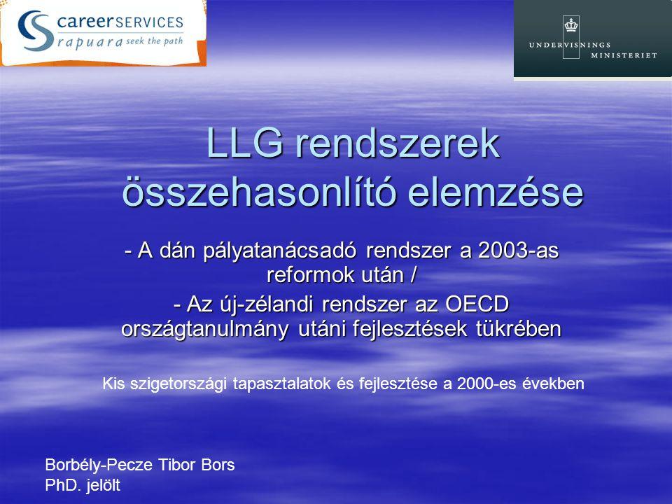 LLG rendszerek összehasonlító elemzése
