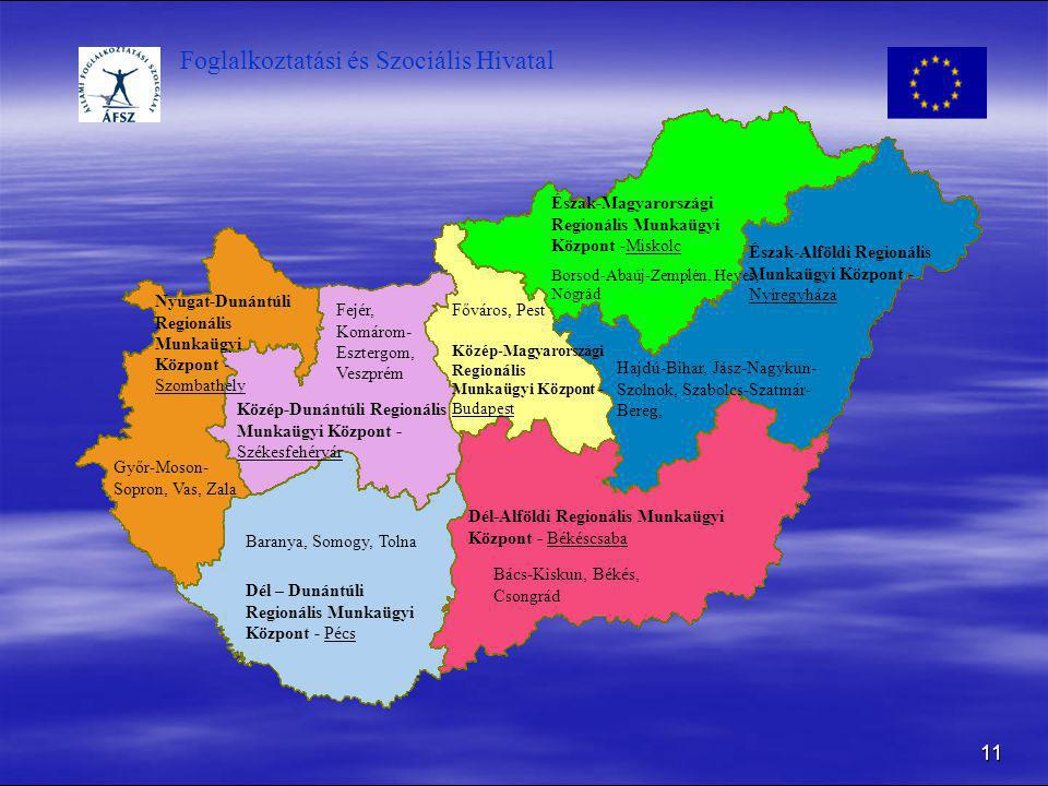 Észak-Magyarországi Regionális Munkaügyi Központ -Miskolc