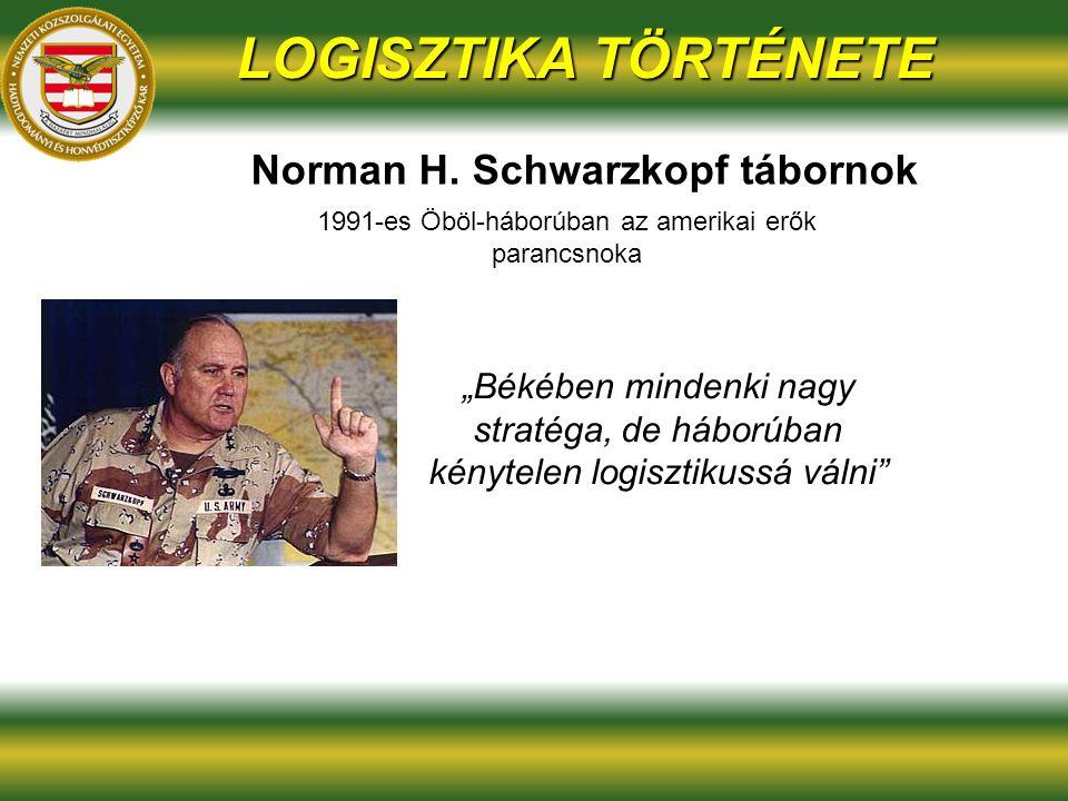 Norman H. Schwarzkopf tábornok