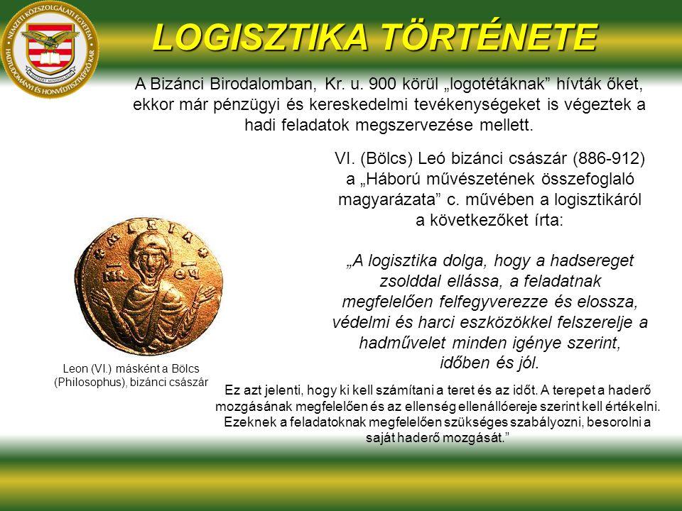 Leon (VI.) másként a Bölcs (Philosophus), bizánci császár