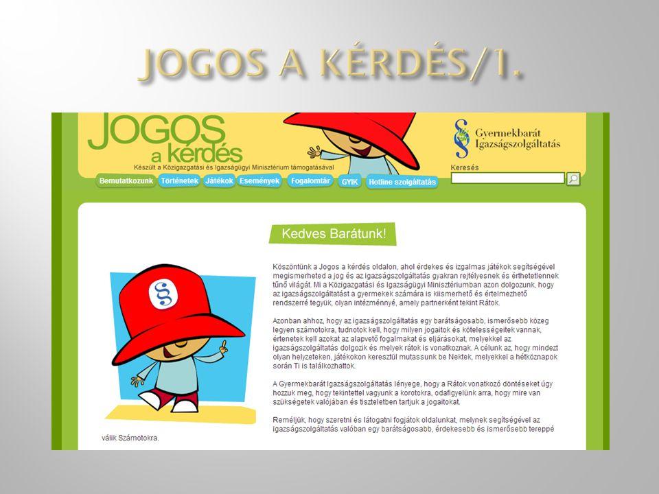 JOGOS A KÉRDÉS/1.