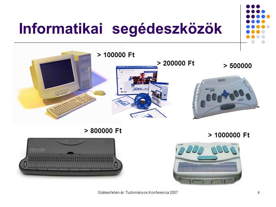 Informatikai segédeszközök