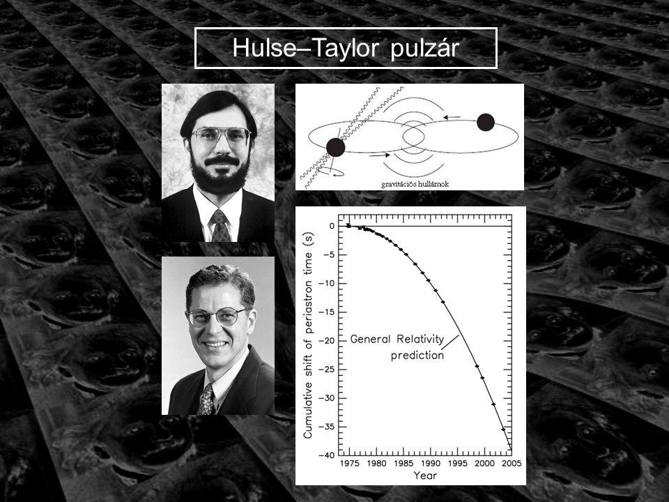 Hulse–Taylor pulzár