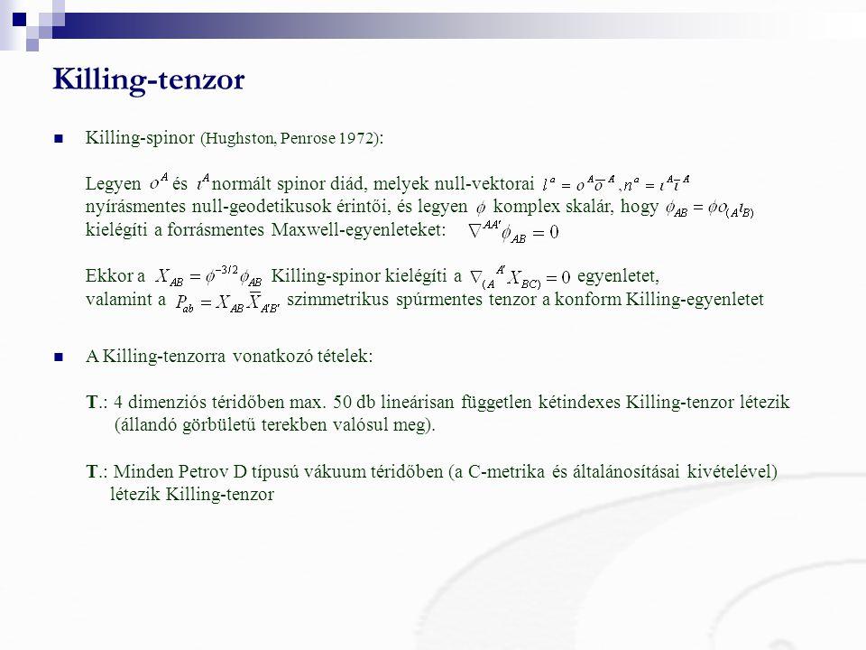 Killing-tenzor