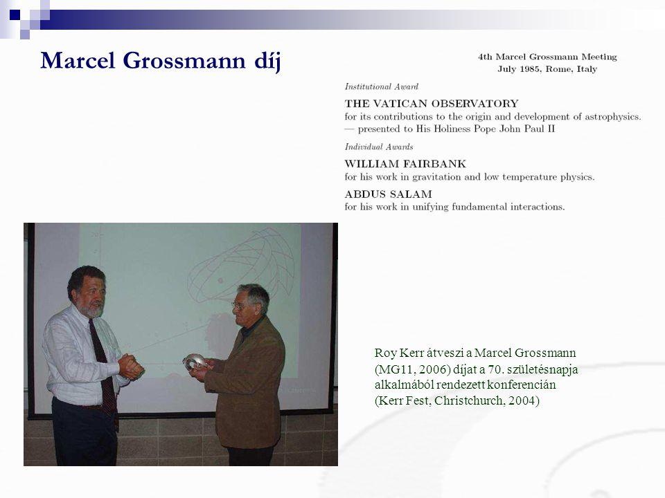 Marcel Grossmann díj