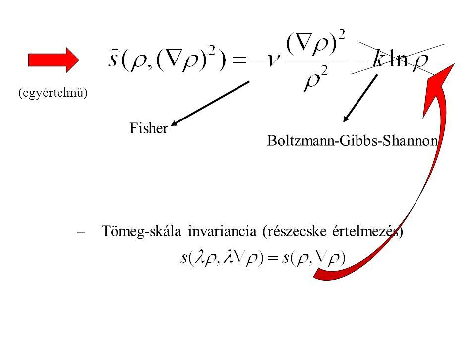 Boltzmann-Gibbs-Shannon
