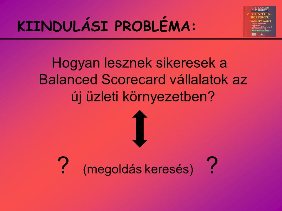 (megoldás keresés) KIINDULÁSI PROBLÉMA: