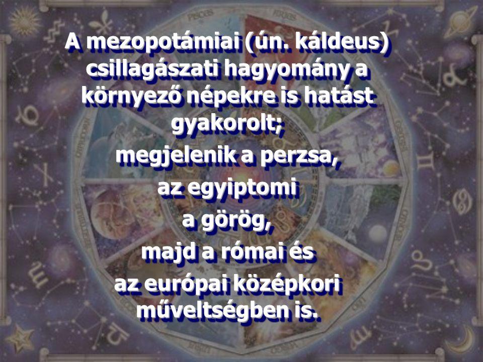 az európai középkori műveltségben is.
